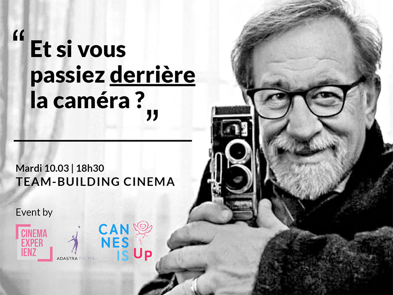 Cinema Experienz avec Cannes is Up