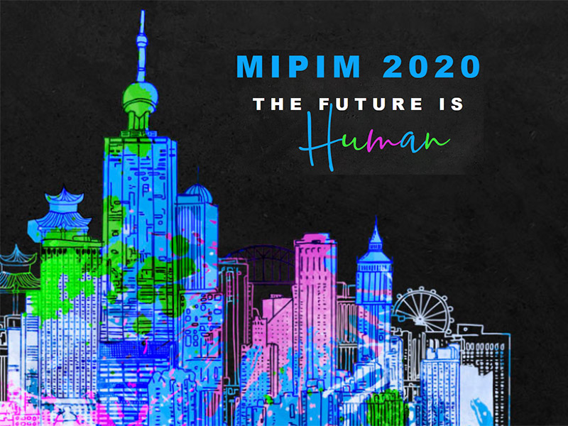 Mipim 2020 illustration