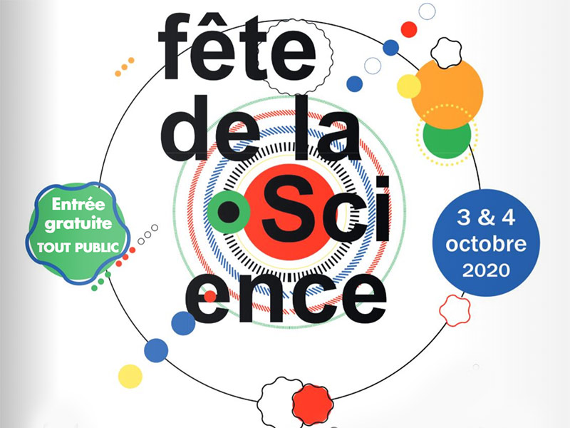 Fete de la science 2020