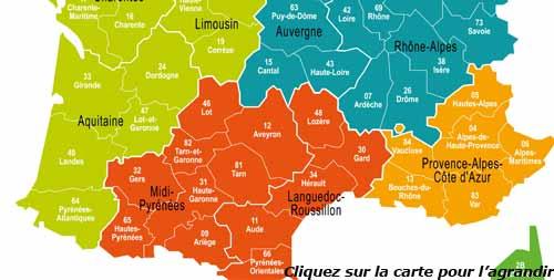 Une Nouvelle Carte De France A 13 Grandes Regions Webtimemedias