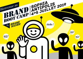 Affiche Brand boot camp