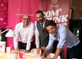 Ideal com et Mylor Communication, signature du rachat