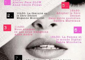 Affiche Girls Glow Day