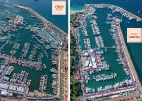 Cannes yachting Festival Carte