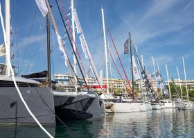 Cannes Yachting Festival port Canto