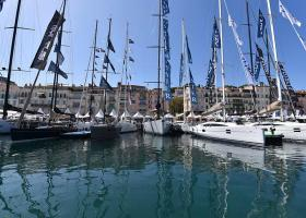 Cannes yachting Vieux Port