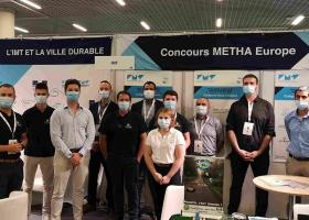 Lauréats concours METHA Europe