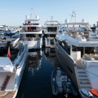 Cannes Yachting Festival Bateaux