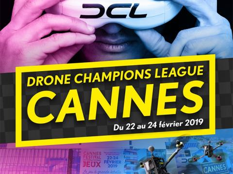 Festival des Jeux de Cannes, la Drone Champion League