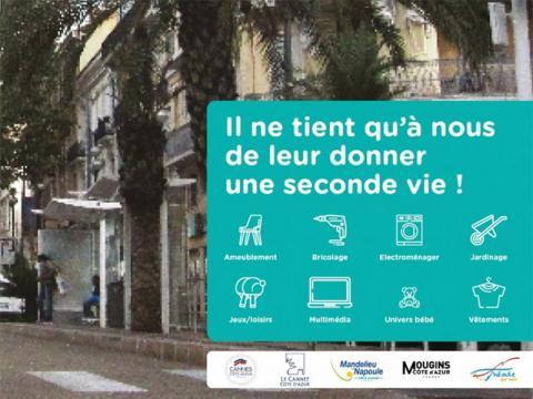 Cannes Une Brocante Numerique Pour Donner Seconde Vie Aux Objets Du Quotidien Webtimemedias