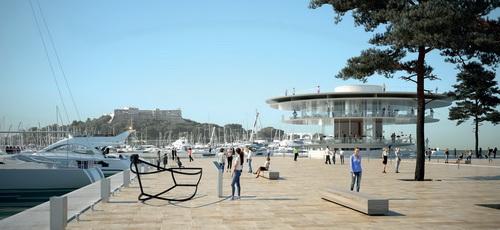 la m tamorphose du port d 39 antibes vue par son architecte webtimemedias. Black Bedroom Furniture Sets. Home Design Ideas