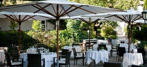 Restaurant Le Jardin Hotel De Mougin