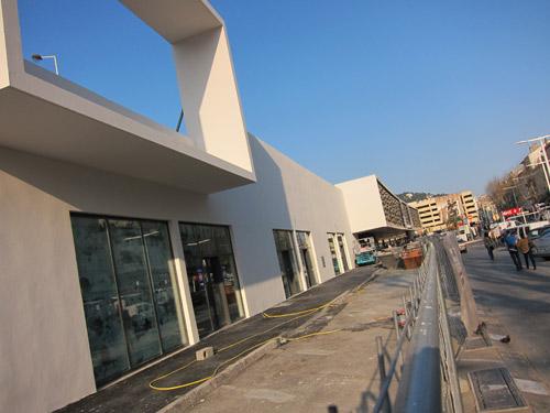 Gare sncf cannes vinci immobilier construira l 39 h tel et for Chambre de commerce cannes