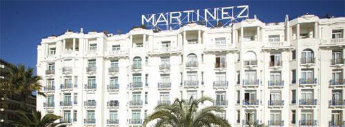Claudio ceccherelli la barre du grand hyatt cannes - Hotel martinez cannes tarifs chambres ...