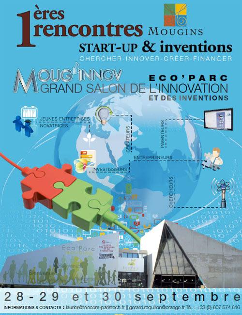 Moug 39 innov un nouveau salon de l 39 innovation et des for Salon de l innovation