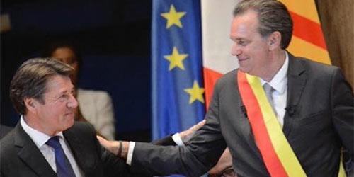 Renaud Muselier (LR) élu président de la région Paca
