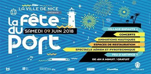 Nice Le Retour De La Fete Du Port Et Des Feux Dartifice