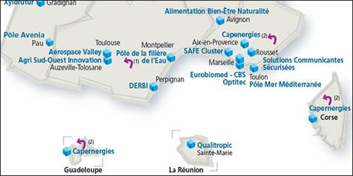 Region Sud Ses 8 Poles De Competitivite Labellises Phase IV