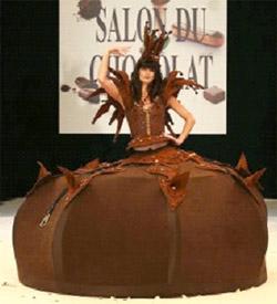 Cannes le monde en chocolat webtimemedias - Salon du chocolat a marseille ...