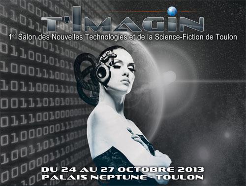 Nouvelles technologies et science fiction au salon t for Salon des nouvelles technologies
