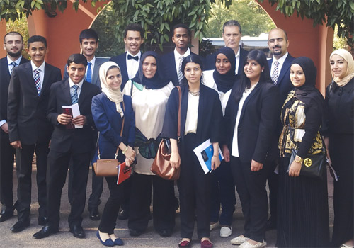 rencontre des jeunes leaders